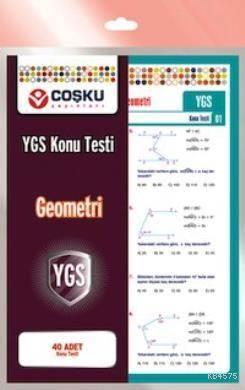 Coşku 12.Sınıf Ygs Geometri Testi Yeni 2012