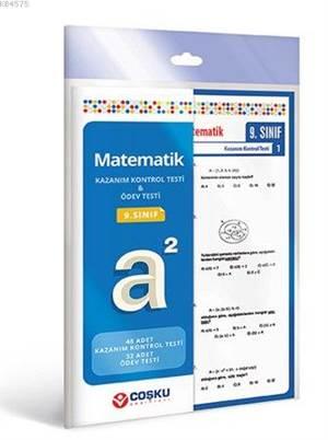 Coşku 8.Sınıf K.K.Testi & Ödev Testi  Matematik_2013