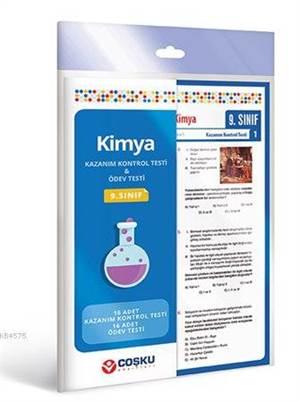 Coşku 9.Sınıf K.K.Testi & Ödev Testi  Kimya_2013