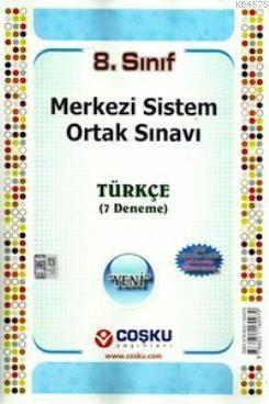 8. Sınıf Türkçe 7 Deneme