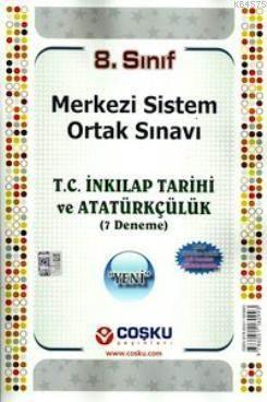 8. Sınıf T.C. İnkılap Tarihi Ve Atatürkçüklük 7 Deneme