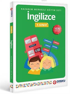 Coşku 7.Sınıf Kames İngilizce 2014
