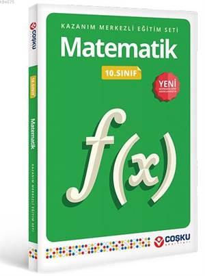 Coşku 10.Sınıf Kames Matematik 2014