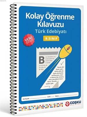 Coşku 9.Sınıf Kök Türk Edebiyatı