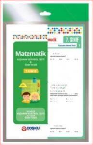 Coşku 7.Sınıf Matematik Kazanım Kontrol Testi