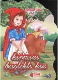Masallar Ülkesi-8: Kırmızı Başlıklı Kız
