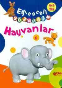 Eğlenceli Sözlüğüm-Hayvanlar