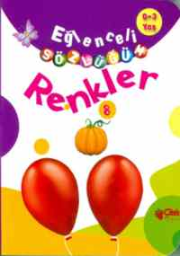 Eğlenceli Sözlüğüm-Renkler