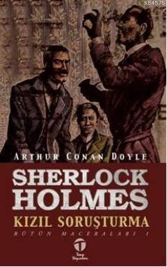 Shorlock Holmes Kızıl Soruşturma