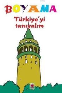 Boyama Türkiye'yi Tanıyalım