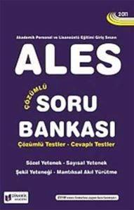 Mantıklı ALES Çözümlü Soru Bankası