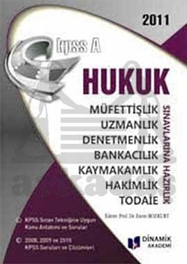 KPSS A Hukuk 2011