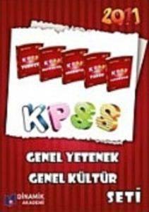 KPSS Genel Yetenek Genel Kültür 2011 Set