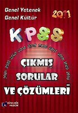 KPSS Genel Yetenek Genel Kültür Çıkmış Soruları ve Çözümleri 2011