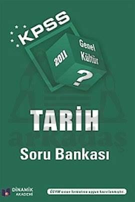 KPSS 2011 Tarih Soru Bankası