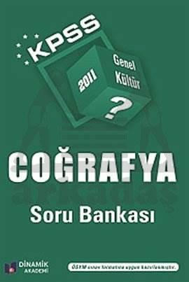 KPSS 2011 Coğrafay Soru Bankası