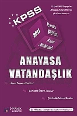 KPSS 2011 Konu anlatımlı Anayasa Vatandaşlık