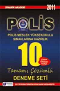 Polis Sınavlarına Hazırlık Tamamı Çözümlü 10 Deneme