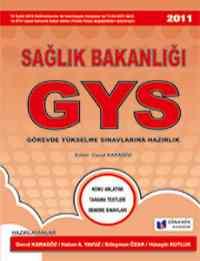 GYS Sağlık Bakanlığı Sınavına Hazirlık 2011