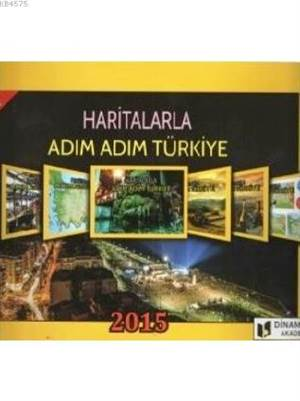 Haritarla Adım Adım Türkiye