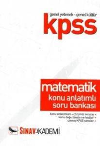 KPSS Genel Yetenek Genel Kültür Matematik Konu Anlatımlı Soru Bankası