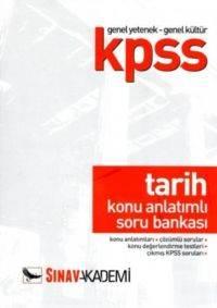 KPSS Genel Yetenek Genel Kültür Tarih Konu Anlatımlı Soru Bankası