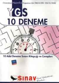 YGS 10'lu Deneme Sınavı