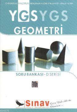 YGS Geometri Soru Bankası; D Serisi