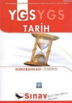YGS Tarih Soru Bankası; D Serisi