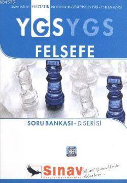 YGS Felsefe Soru Bankası; D Serisi