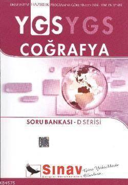 YGS Coğrafya Soru Bankası; D Serisi