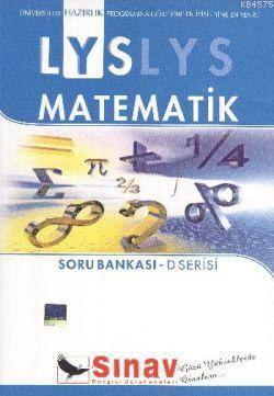 LYS Matematik Soru Bankası; D Serisi