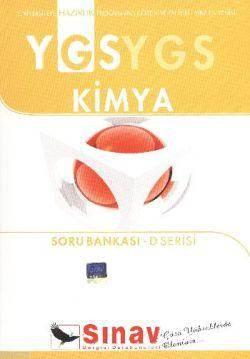 YGS Kimya Soru Bankası - D Serisi