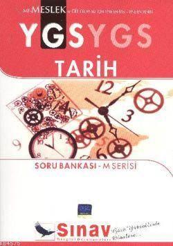 YGS Tarih Soru Bankası; M Serisi
