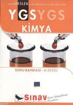YGS Kimya Soru Bankası; M Serisi