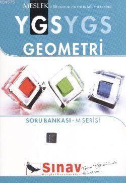 YGS Geometri Soru Bankası; M Serisi