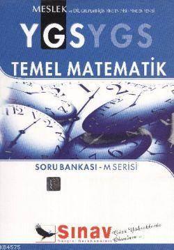 YGS Temel Matematik Soru Bankası; M Serisi