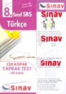 8.Sınıf Türkçe Yaprak Test (40 Test)