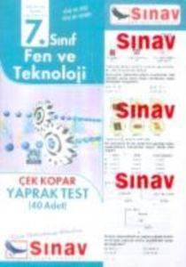 7.Sınıf Fen Ve Teknoloji Yaprak Test (40 Test)