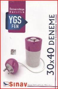 Sınav YGS Fen 30x40 Deneme