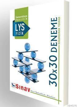 LYS Fizik 30X30 Deneme