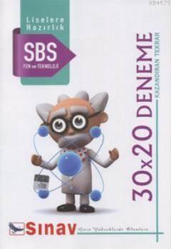 8. Sınıf Fen Ve Teknoloji 30X20 Deneme