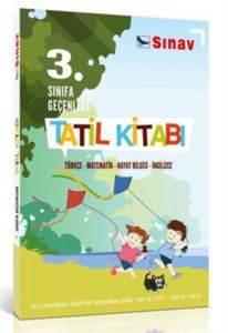3.Sınıfa Geçenlere Tatil Kitabı