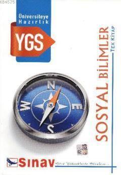 Ygs Sosyal Bilimler ( Tek Kitap )