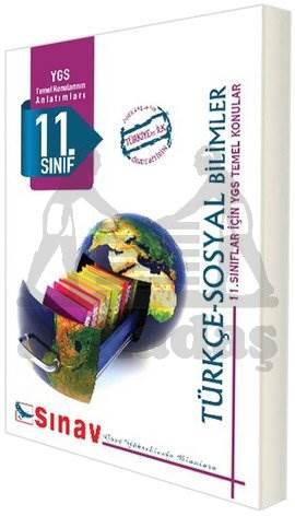 11.Sınıf Türkçe-Sosyal Bilimler (Ygs Temel Konular)