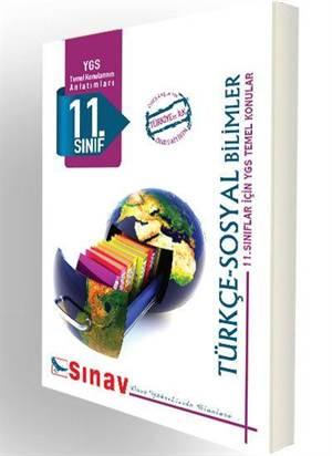 11.Sınıf Türkçe Sosyal Bilimler
