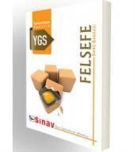 Ygs Felsefe (Soru Bankası) Yeni