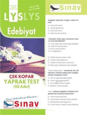Lys Edebiyat Yaprak Test (48 Test)