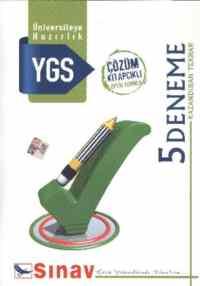 YGS 5 Deneme Çözümlü