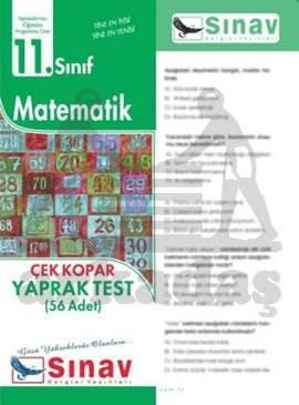 11.Sınıf Matematik Yaprak Test (56 Test)